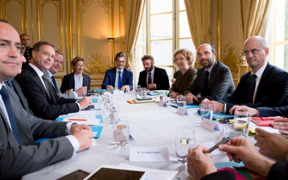 18/10 - Entretien avec François Asselin, président de la CPME