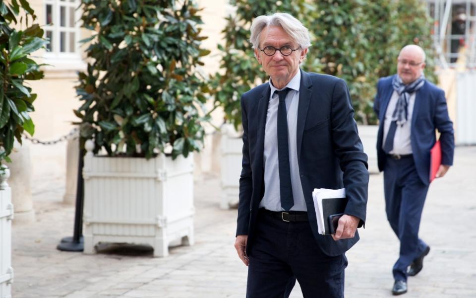 17/10 - Arrivée de Jean-Claude Mailly, secrétaire général de FO