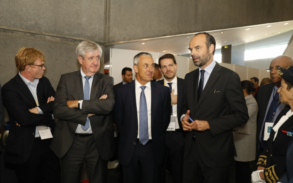 Rencontre avec les élus du conseil d'administration de l'Assemblée des Communautés de France