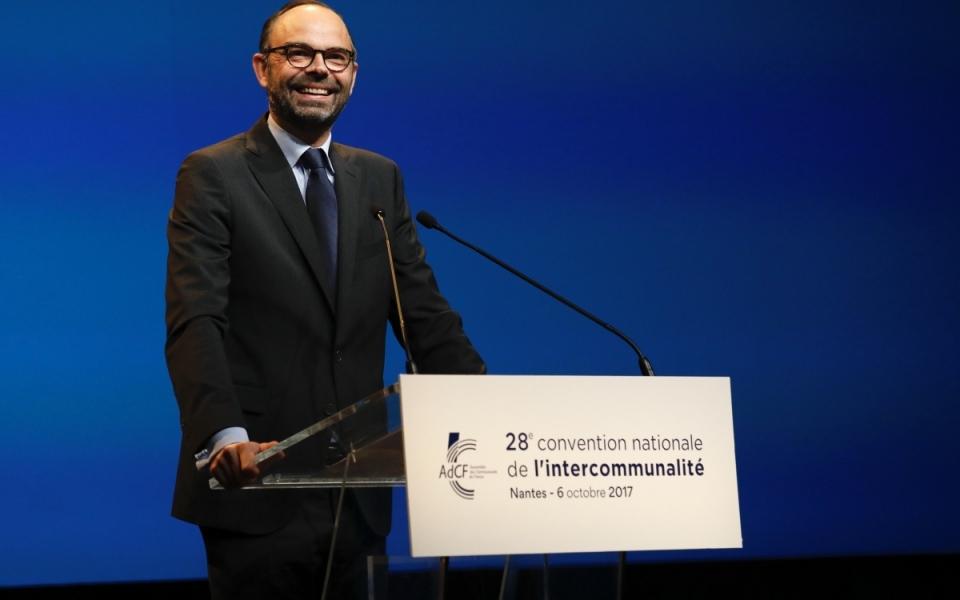 Le Premier ministre est intervenu à la 28e Convention nationale de l'Assemblée des Communautés de France (AdCF)