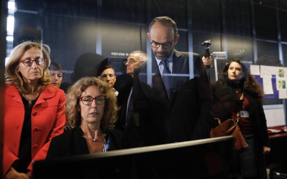 Démonstration du Portail justice.fr