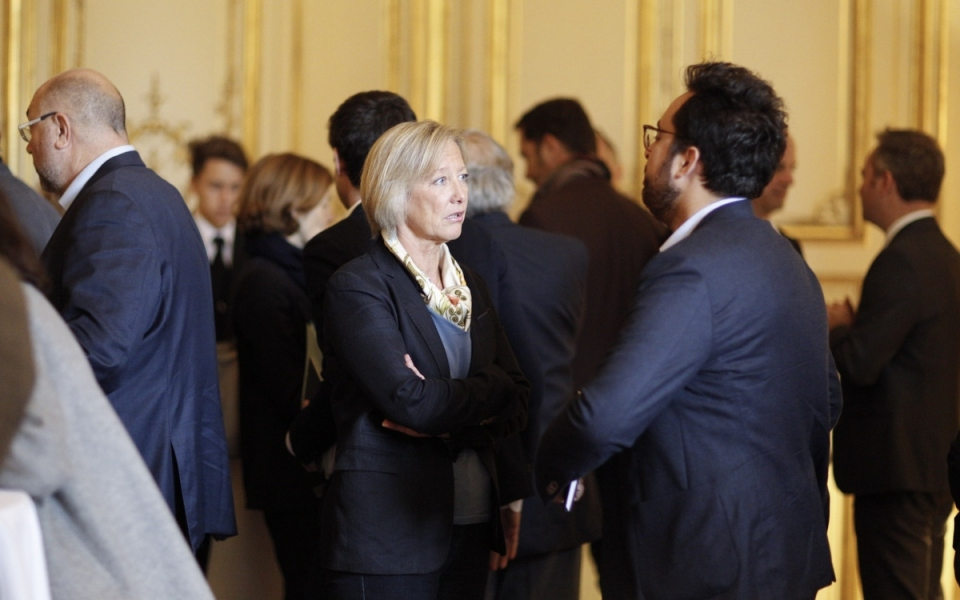 Sophie Cluzel et Mounir Mahjoubi