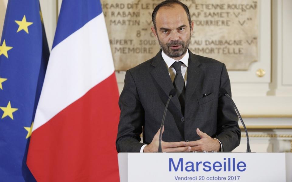 Allocution du Premier ministre à la mairie de Marseille