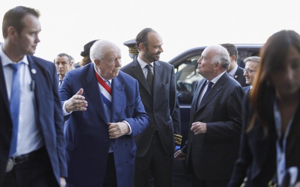 Départ de Marseille