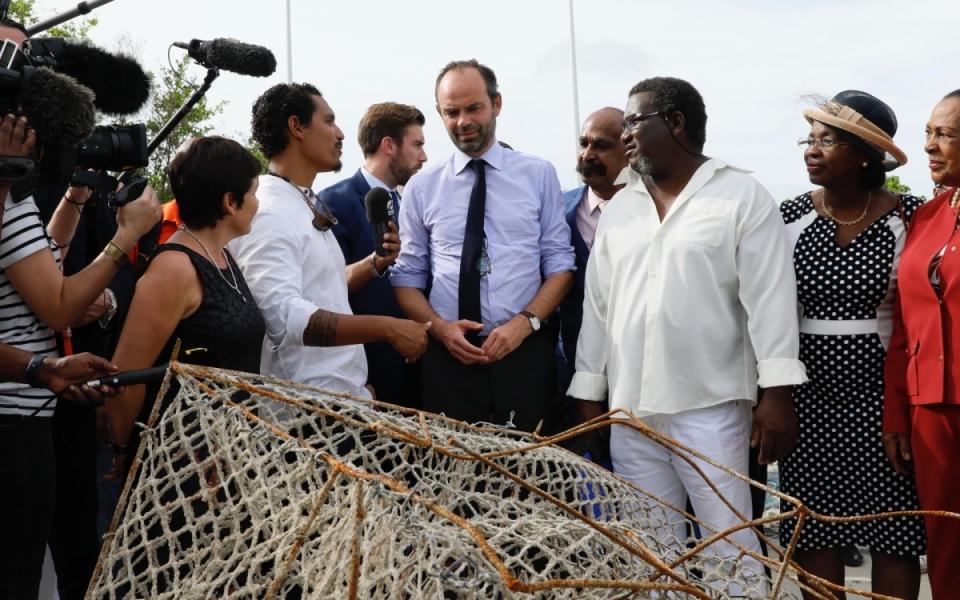 Rencontre avec les pêcheurs du Gosier