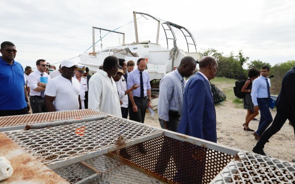 La pêche représente un énorme potentiel pour la Guadeloupe. Pourtant 80% des produits de la mer consommés sont importés