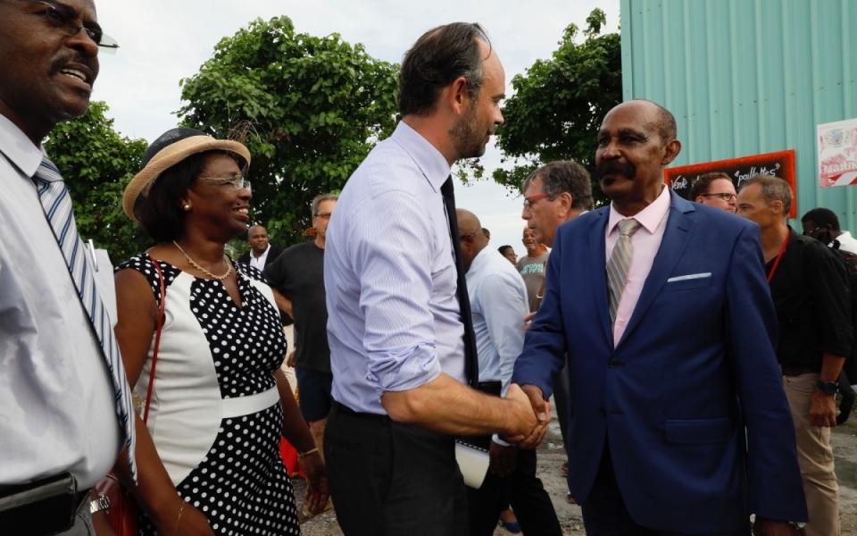 La Guadeloupe pourrait développer l'exploitation au large par exemple, moderniser le secteur de la pêche, pour des pratiques plus durables
