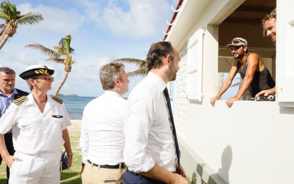 06/11 - Le Premier ministre à la rencontre des habitants