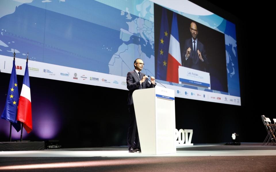 Le Premier ministre ouvre l'édition 2017 les Assises de l'économie de la mer...