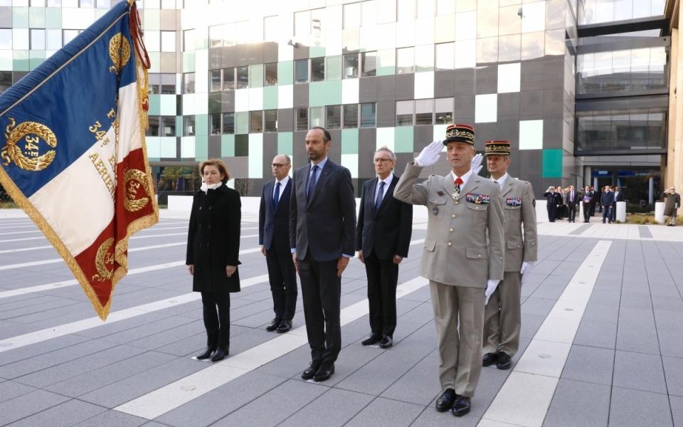 Honneurs militaires