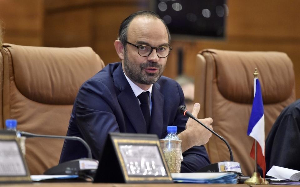 Intervention du Premier ministre lors de la réunion de haut niveau France-Maroc