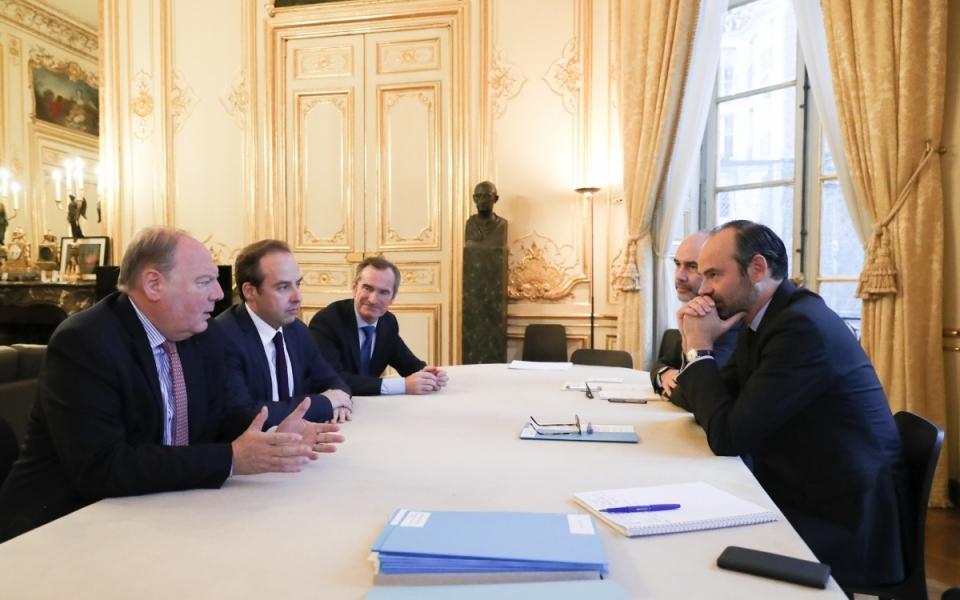 Entretien avec Jean-Christophe Lagarde, président de l'Union des démocrates et indépendants