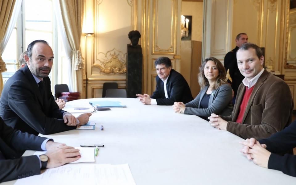 Entretien avec David Cormand, secrétaire national d'Europe Ecologie Les Verts