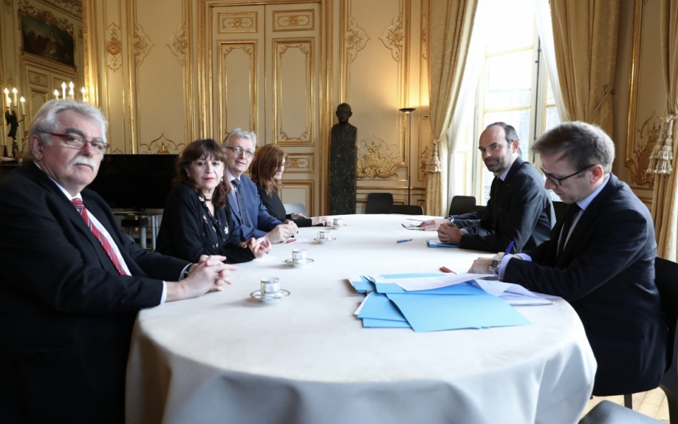 Entretien avec Pierre Laurent, secrétaire national du Parti communiste français
