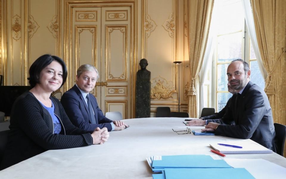 Entretien avec Laurent Hénart, président du Parti radical valoisien et Sylvia Pinel, présidente du Parti radical de gauche