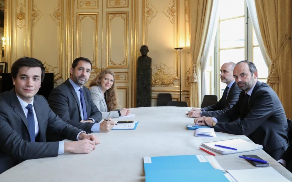 Entretien avec Christophe Castaner, délégué général de la République en marche