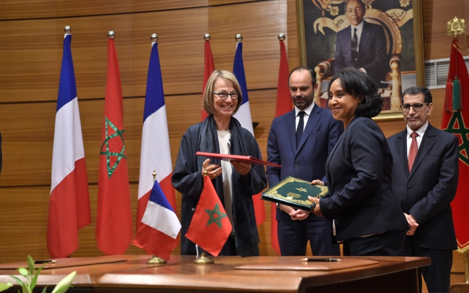 Agreement-signing ceremony following the High-Level Meeting's plenary session