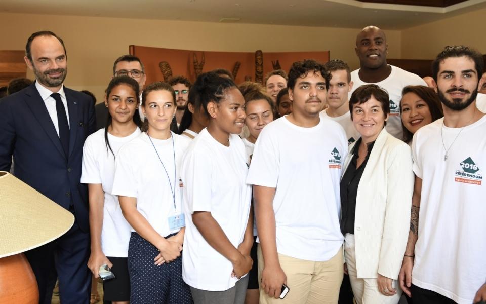 02/12/17 - D'ici un an, les Calédoniennes et Calédoniens seront appelés à se prononcer sur leur avenir dans la République française. Il faut que la jeunesse fasse entendre sa voix.