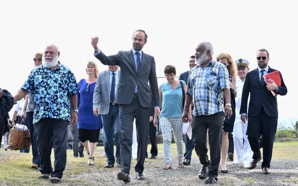 04/12/17 - Tribu de Baco - Accueil du Premeir ministre.