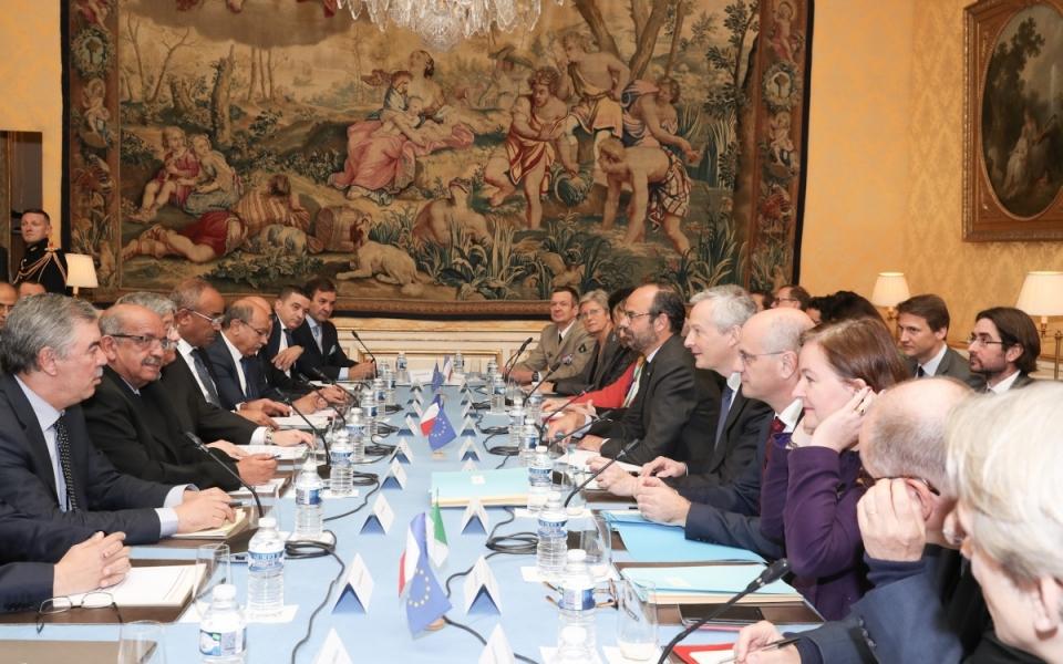 Comité intergouvernemental de haut niveau.