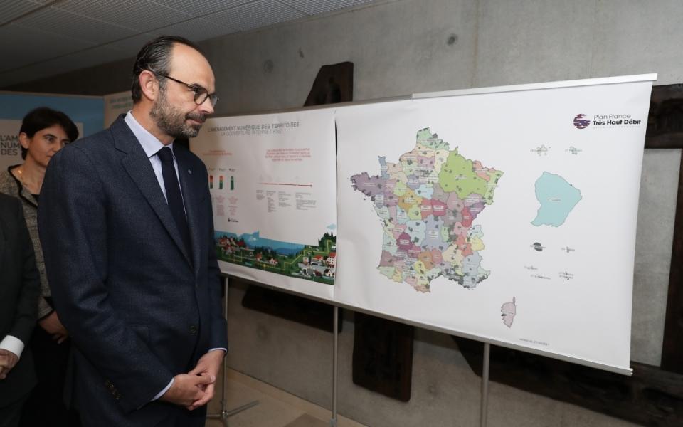 Présentation du plan d'aménagement numérique des territoires