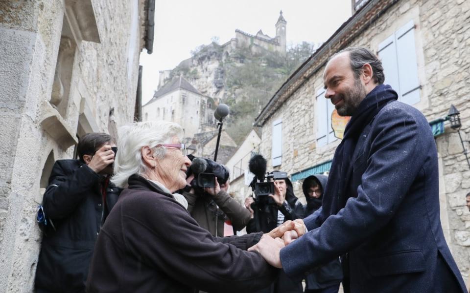Rocamadour - Rencontre avec les habitants