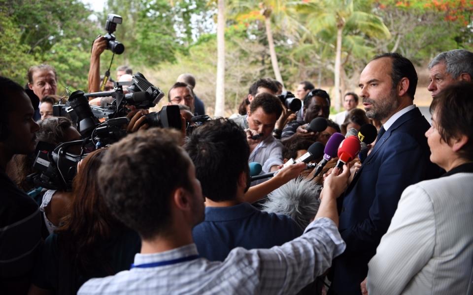 02/12/17 - Déclaration à la presse.