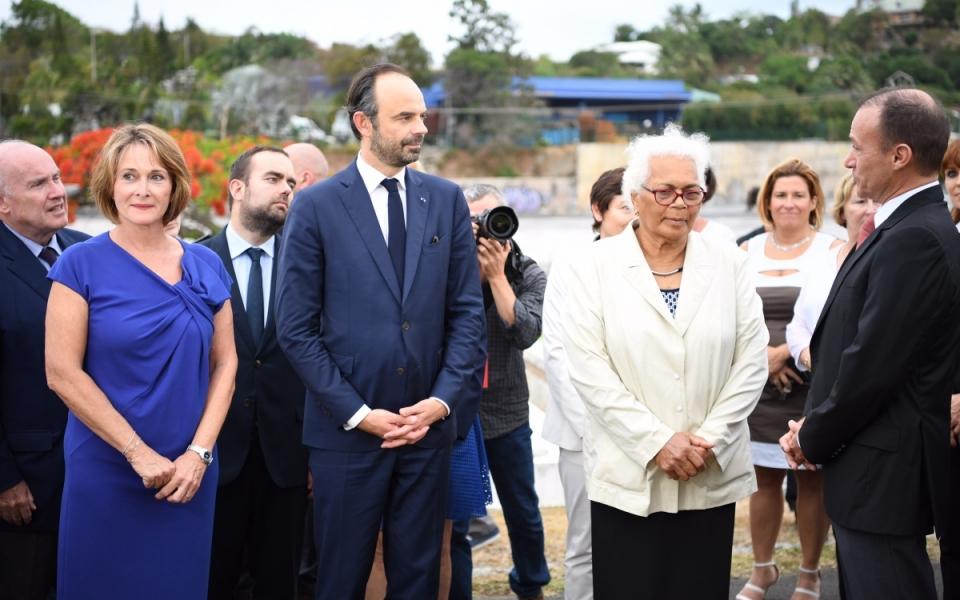 02/12/17 - Hommage du Premier ministre à Jacques Lafleur, leader des non-indépendantistes.
