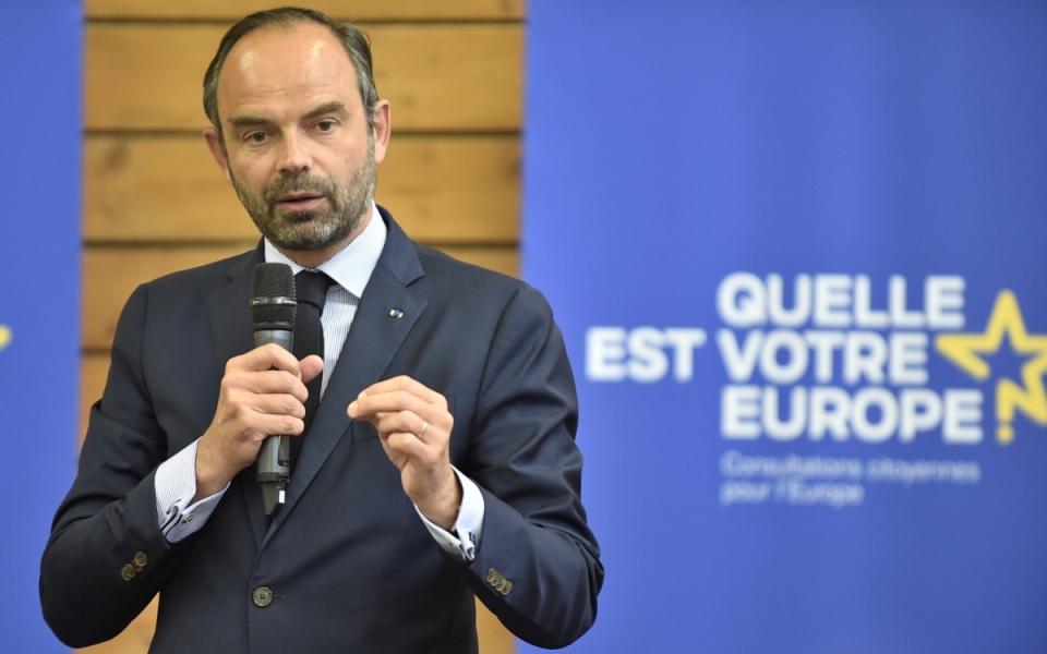 Consultation citoyenne sur l'Europe avec des élus locaux