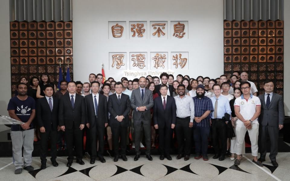 Rencontre avec les nouveaux réseaux de jeunes franco-chinois : France Alumni Chine, VIE, Young leaders et French lab - Résidence de France