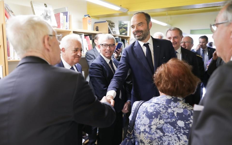 07/06 - Rencontres et échanges informels avec les maires de la métropole