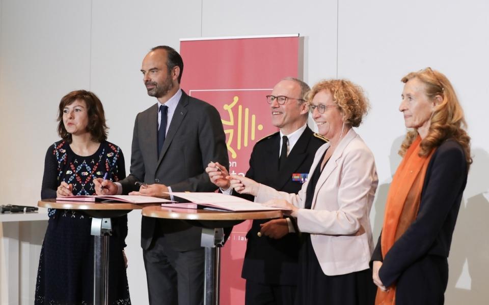08/06 - Signature du contrat de la convention du Plan d'Investissement dans les Compétences (PIC) avec la région Occitanie / Pyrénées-Méditerranée