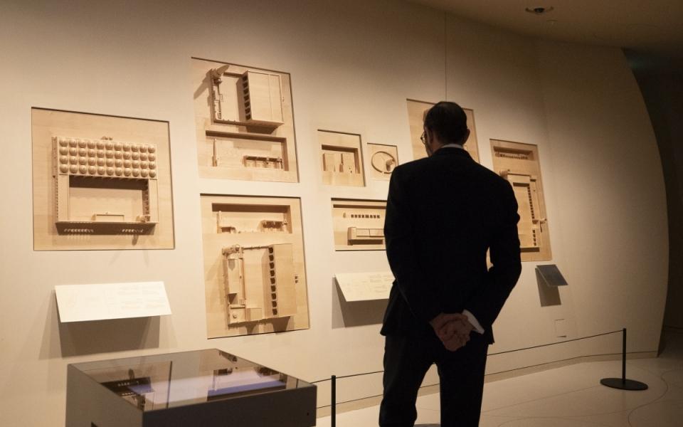 Inauguration du Musée national du Qatar