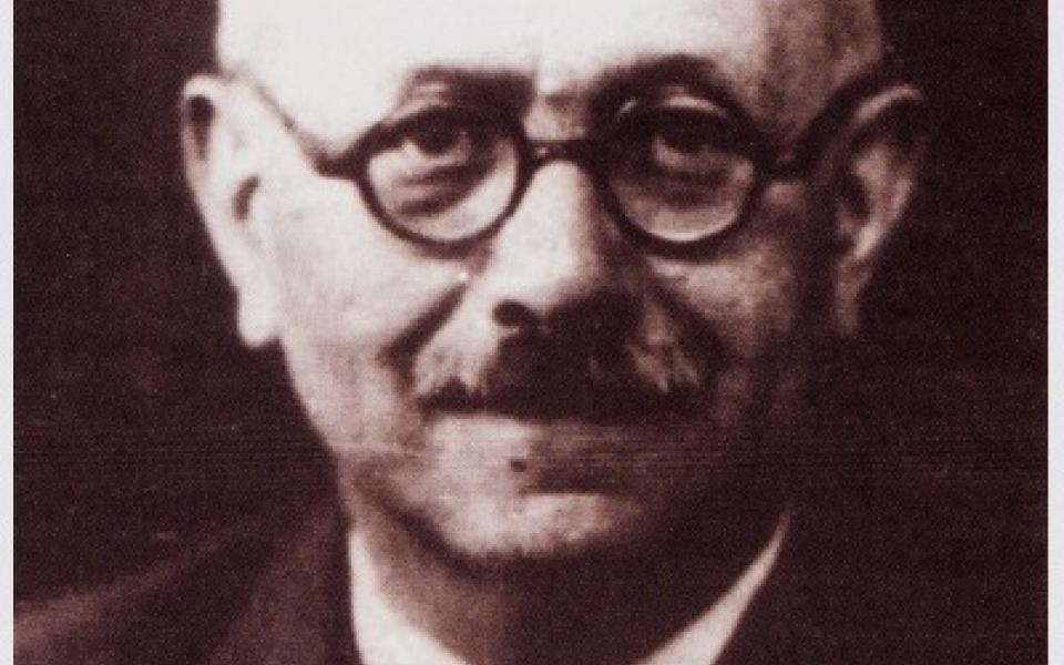 Portrait de Marc Bloch