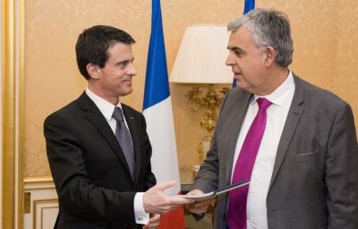 Accédez à l'article : Remise au Premier ministre du rapport de Pascal Terrasse sur l'économie collaborative