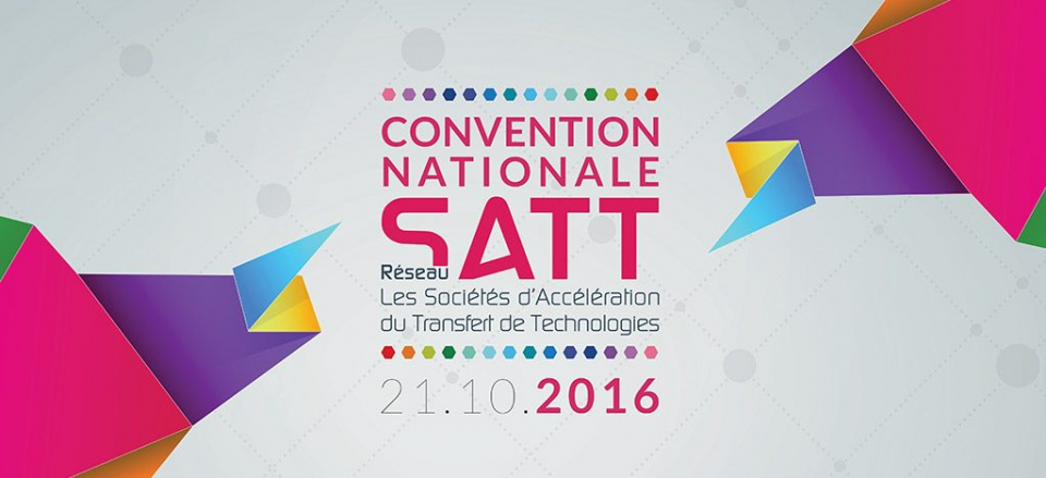 La convention nationale des SATT 2016
