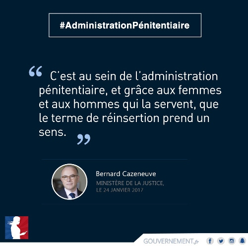 Vignette citation Premier Ministre pour l'installation de la commission Lecerf