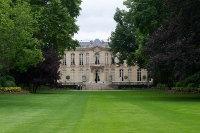 Vue de l'hôtel de Matignon