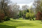 Paris Matignon hotel: the garden