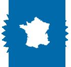Picto représentant la France