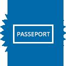 Picto représentant un passeport
