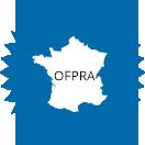 Picto représentant l'ofpra