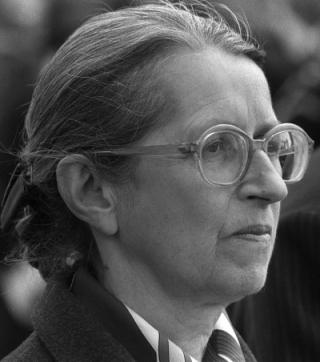 Portrait de Geneviève de Gaulle-Anthonioz