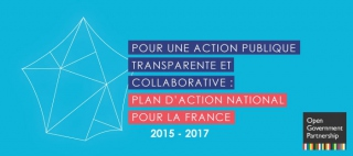 Couverture du Plan national pour une action publique transparente et collaborative