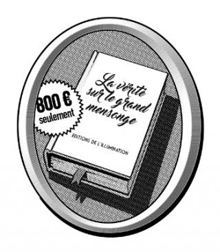 """Livre sur """"la vérité"""""""
