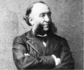 Jules Ferry - Portrait