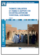 France's support for decentralization and local governance in partner countries