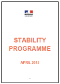 French Stability Programme