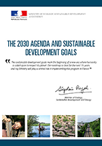 France - The 2030 agenda and sustainable development goals