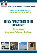 Energy Transition for Green Growth Act in action - Regions, citizens, business
